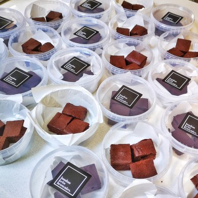 London Keto Brownies