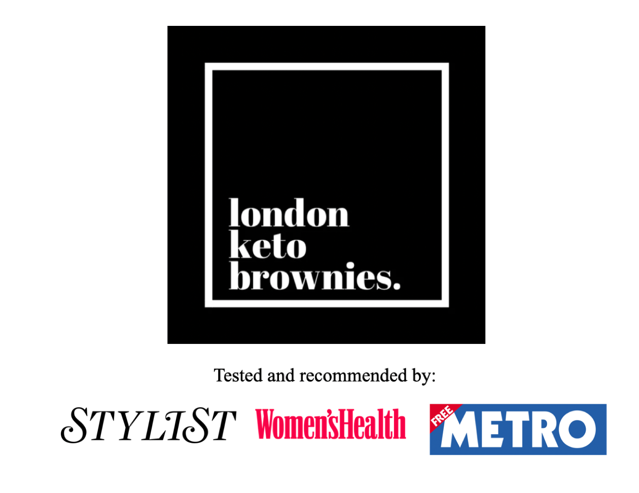 London Keto Brownies